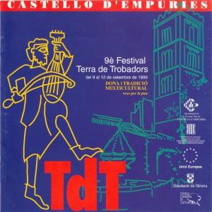 IX Festival Terra de Trobadors 1999