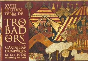 XVIII Festival Terra de Trobadors 2008
