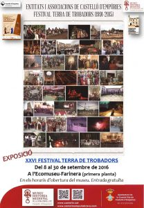 Cartell expo 25 TdT - PH16