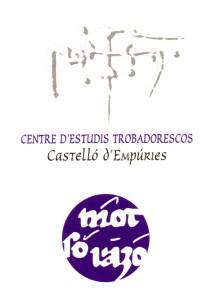 Logotip Centre d'Estudis Trobadorescos
