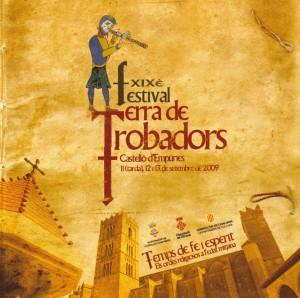 XIX Festival Terra de Trobadors 2009