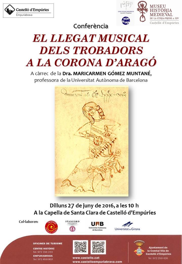 Cartell Seminari Trobadors - PH16